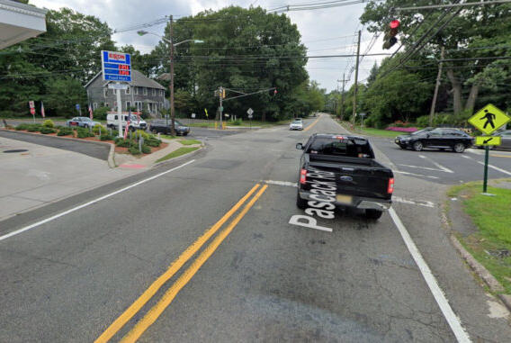 Picture for Mayor: With land taking, intersection fix good for spring