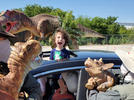 Picture for Jurassic Quest Drive Thru dinosaur experience coming to Glendale