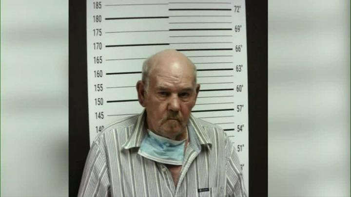 Cover for 71-year-old arrested for allegedly attempting to rob Millington bank, police say