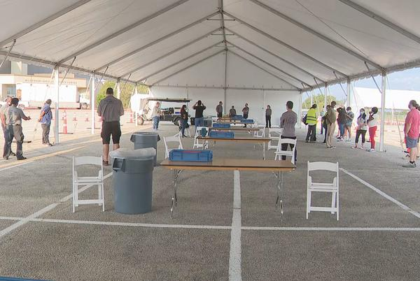 Picture for Tarrant County opens COVID-19 shot clinic in zip code with lowest vaccine rate