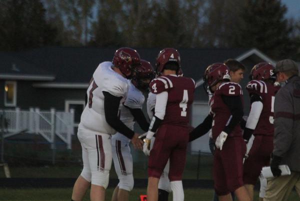 Picture for Langdon/Edmore/Munich pulls out sluggish 45-20 win over Carrington