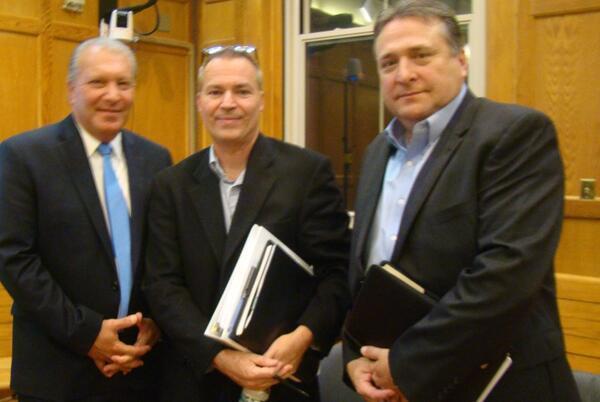 Picture for Data Center sweetens pot, councilors vote positive report