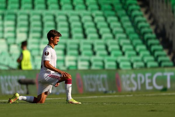 Picture for Benfica supporters are sitting up and taking notice of Jota's Celtic form