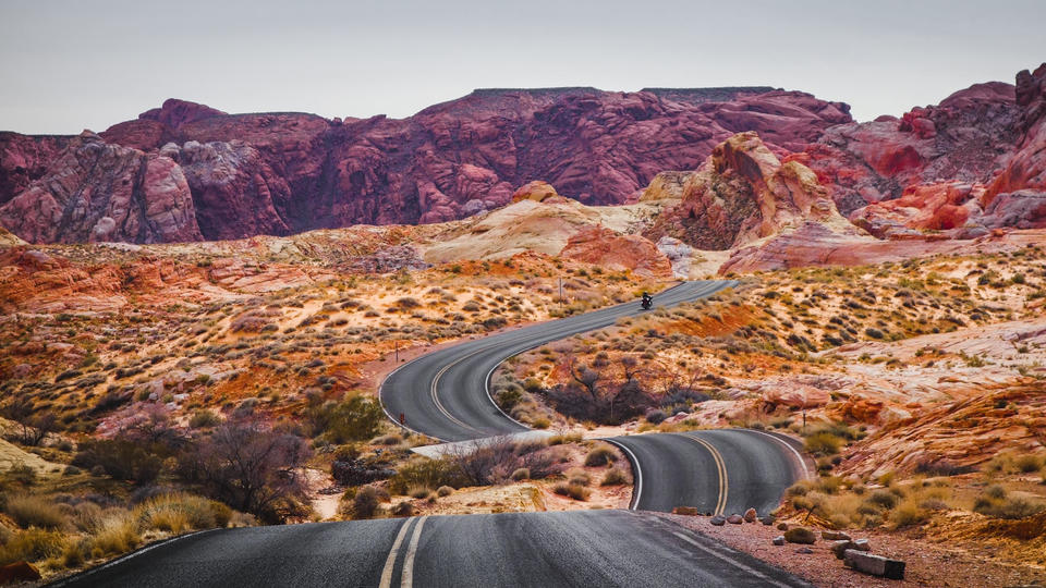 Picture for When Reflecting Sun Rays Create a Valley of Fire