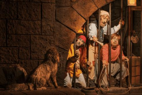 Picture for Angry, impatient Guest spits on another Guest in line for 'Pirates of the Caribbean' attraction