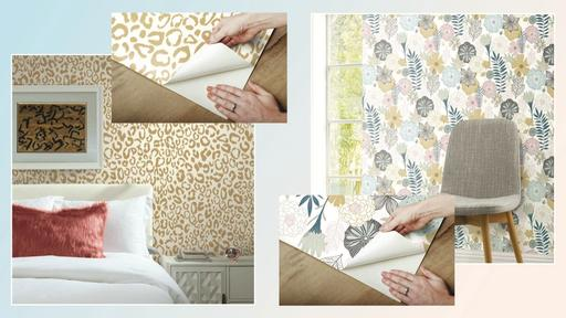 The 8 Best Peel And Stick Wallpaper For An Instant Home Decor Upgrade News Break