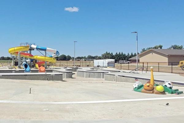 Picture for Aquatic Center update!