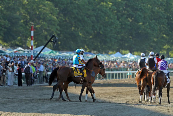Picture for Monmouth Park jockey Tomas Mejia gets 10-year ban, $5,000 fine after being caught with an electronic device