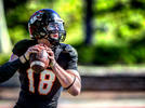 Picture for Bryan Scott, 'Aaron Rodgers of Division III,' ready to prove himself worthy of NFL