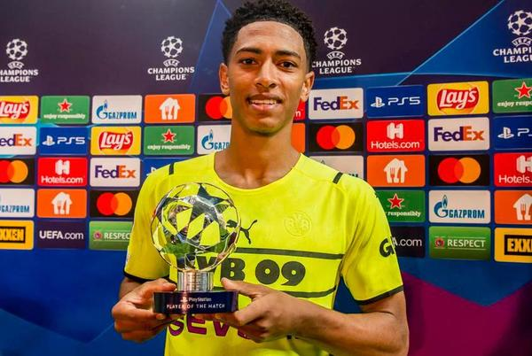 Picture for Every UEFA Champions League Player of the Match