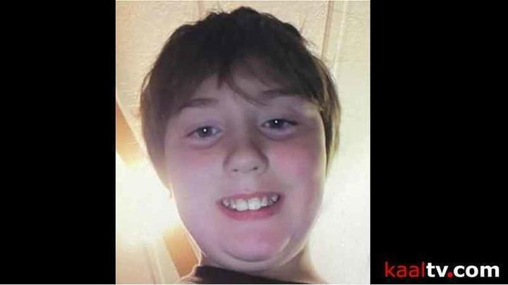 Cover for Body of Iowa boy missing since May found, positively identified