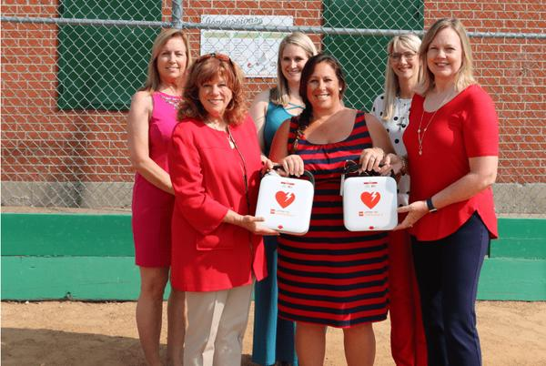 Picture for BOTHWELL FOUNDATION DONATES AEDs