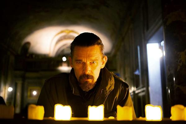 Picture for Ethan Hawke Will Light Himself on Fire in Trailer for Abel Ferrara's Zeros and Ones