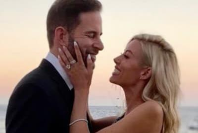 Picture for Tarek El Moussa and Heather Rae Young: Married! At Last!