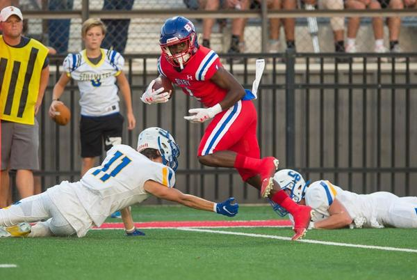 Picture for Bill Haisten: Braylin Presley's playmaking transforms Stillwater-Bixby to a blowout