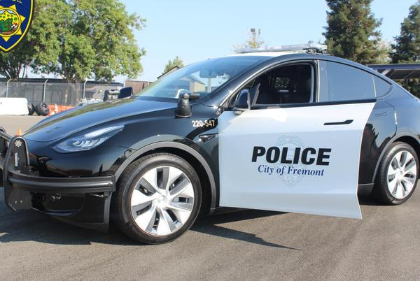 Picture for Fremont Police to Welcome a New Tesla to Its Patrol Fleet
