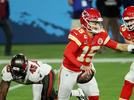 Picture for Chiefs OL Orlando Brown: 'I'm going to make sure no one in this world touches Patrick Mahomes'