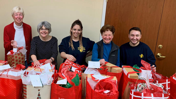 Cover for Earth Angels Initiative Seeks Holiday Donations for Seniors