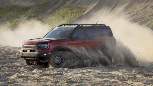 Ford Releases Fuel Economy Figures For The 2021 Bronco Sport News Break