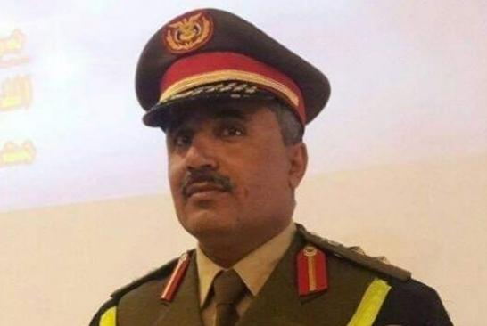 Picture for Military commander loyal to coalition killed in Marib