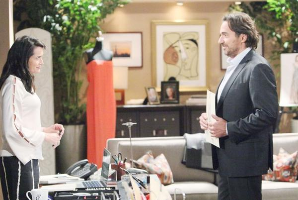 Picture for The Bold And The Beautiful Spoilers: Ridge's Double Standard, Carter Gets Free Pass But Quinn Targeted