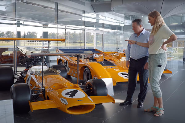 Picture for Take A Tour Of The Iconic McLaren Technology Centre With Zak Brown