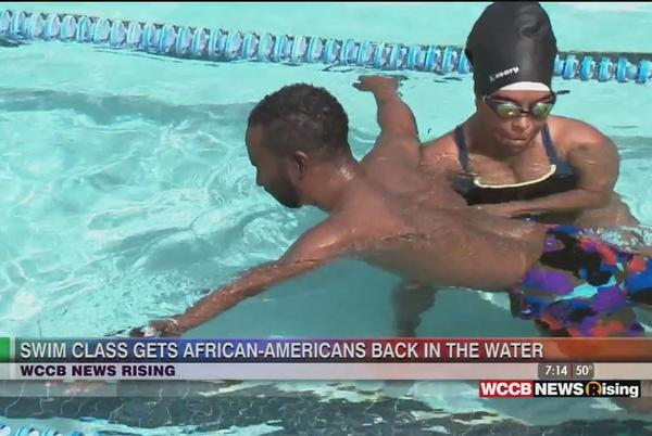 Picture for African-Americans Learn To Swim