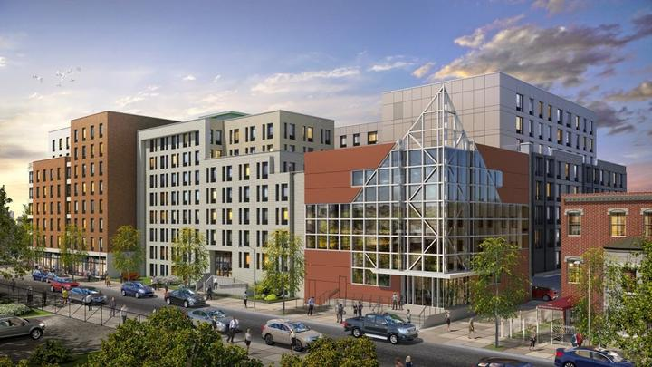 Cover for Last chance to apply for brand new apartments as low as $375 a month in Soundview
