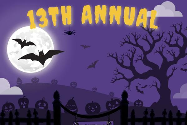 Picture for Lubbock Parks and Recreation 13th annual Pumpkin Trail Opens