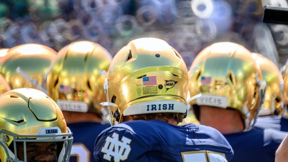 Picture for Notre Dame Offers 2023 Illinois Athlete