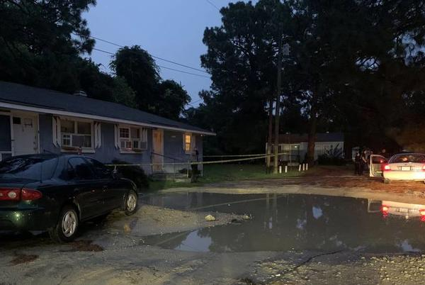 Picture for Sheriff: 2 dead, 2 hurt after shooting inside NC home