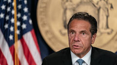 Cover for Gov. Cuomo to require vaccinations for transit workers starting Labor Day