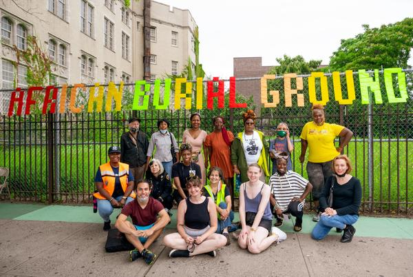 Picture for Flatbush African Burial Ground Coalition Is Fighting To Stop City's Bulldozers