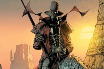 Picture for Todd McFarlane Launches 'Gunslinger Spawn' Series
