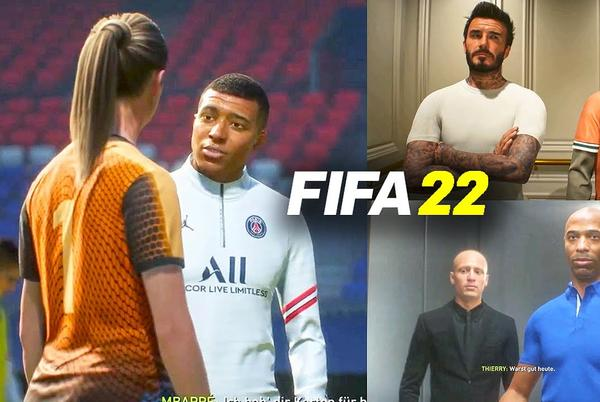 Picture for FIFA 22 First Impressions (PS5) - Pleasant Surprise So Far