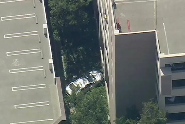 Picture for Woman Killed After Her Car Plunges From 4th Story Of Hospital Parking Structure In City Of Orange