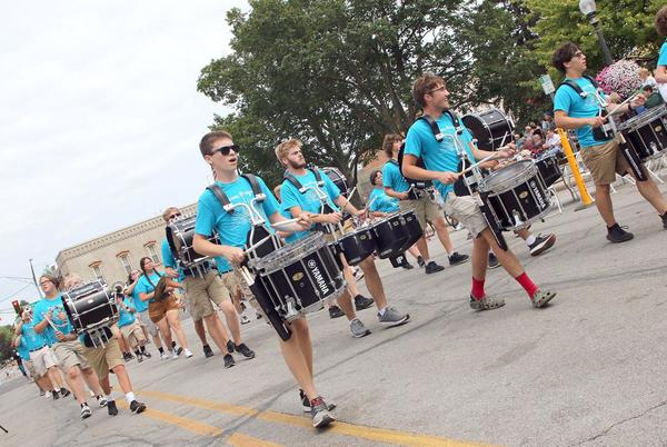 Picture for Band to host Baron Brigade Invitational Saturday