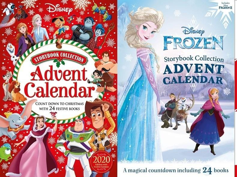 Disney Storybook Collection Advent Calendars Return for 2020
