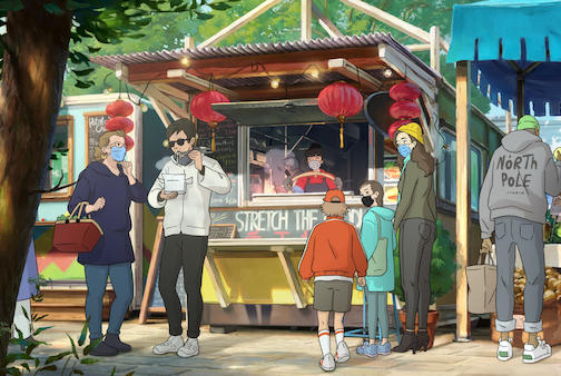 Picture for Oregon Reminds Travelers Of Its Animated Ghibli-Like Life In Whimsical Ad