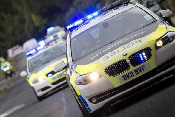 Picture for Man charged after police stop 'stolen car' in pursuit