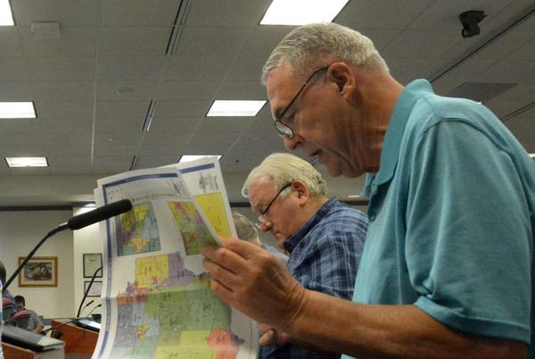 Picture for Sauk County drafts redistricting maps under time constraints