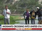 Picture for Fox Flight Team catches illegal migrants crossing Rio Grande; Griff Jenkins speaks to smuggler