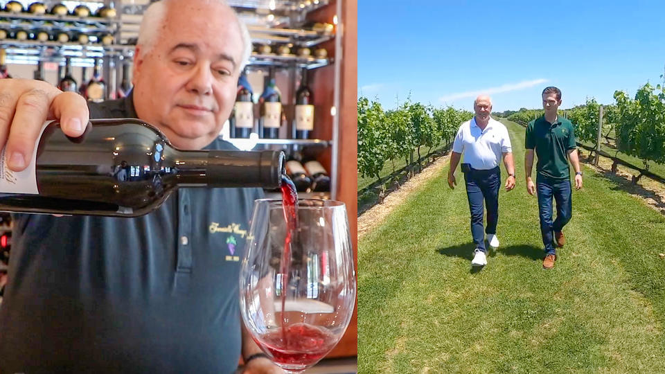 Picture for Wine and Ale Trail features flavors from family-owned businesses in South Jersey