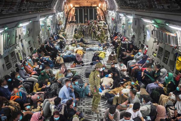 Picture for 'Residual trauma' of Afghan refugees fleeing Taliban will be 'among highest levels' Australia has resettled
