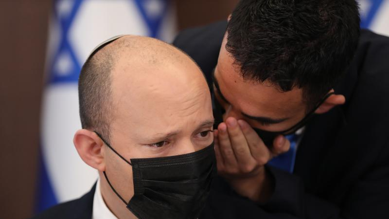Picture for Israeli premier blames Iran for tanker attack; Tehran denies