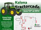 Picture for Tractor Parade Coming to Kalona