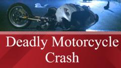 Cover for Police searching for driver involved in deadly I-95 crash