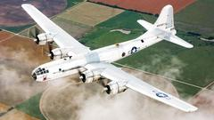 Cover for B-29 Superfortress to be centerpiece of Nebraska State Fly-In