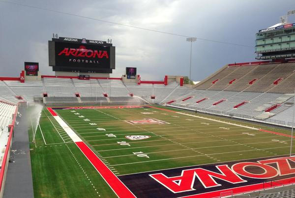 Picture for Arizona AD apologizes for football stadium entry delays, promises improvement for NAU game