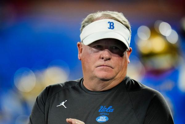 Picture for VIDEO: UCLA's Chip Kelly on David Shaw, Stanford football and Sam Marrazzo's return